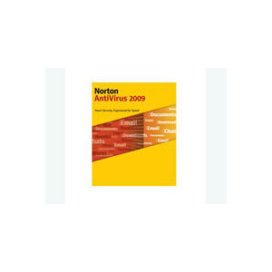 Photo of NORTON ANTIVIRUS 2009 SYSTEM BUILDER 1 PACK Software