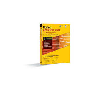 Photo of Norton AntiVirus 2009 Small Office Pack - ( V. 16 ) 5 Users Software
