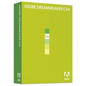 Photo of Adobe Dreamweaver CS4 (Windows) Software