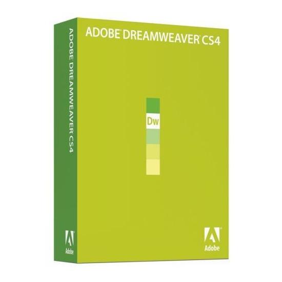 Adobe Dreamweaver CS4 (Windows)