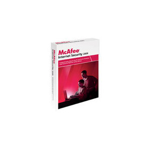 Photo of McAfee Internet Security 2009 - Licence and Media - 1 User - OEM - CD - Win - English Software