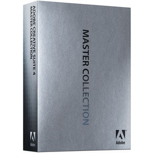 Photo of Adobe Master Collection CS4 Software
