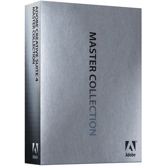 Adobe Master Collection CS4