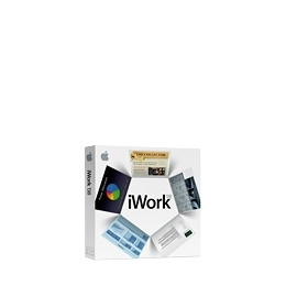 IWork '08 - ( v. 8.0.2 ) - complete package - 1 user - CD - Mac Reviews