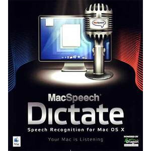 Photo of MACSPEECH Dictate Software