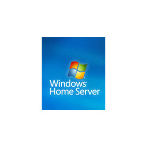 Photo of Microsoft Windows Home Server W/Power Pack 1 - Licence and Media - 1 Server, 10 CALs - OEM - CD/DVD - 32-Bit - English Software