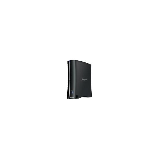 Buffalo LinkStation Live LS-CH500L - NAS - 500 GB - Serial ATA-150 - HD 500 GB x 1 - Gigabit Ethernet