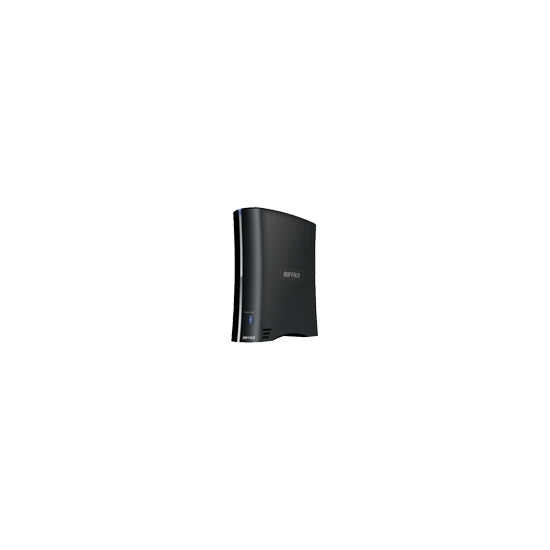Buffalo LinkStation Live LS-CH500L - NAS - 500 GB - Serial ATA-150 - HD 500 GB x 1 - Gigabit Ethernet