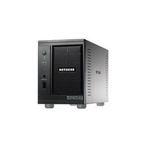 Photo of Netgear ReadyNAS Duo RND2000 Computer Component