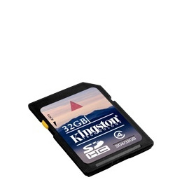 Kingston - Flash memory card - 32 GB Reviews