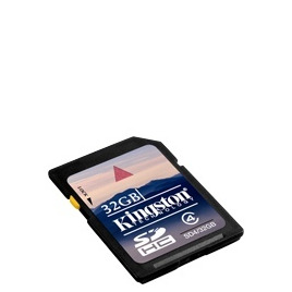 Kingston - Flash memory card - 32 GB Reviews