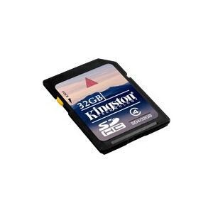 Photo of Kingston - Flash Memory Card - 32 GB Memory Card