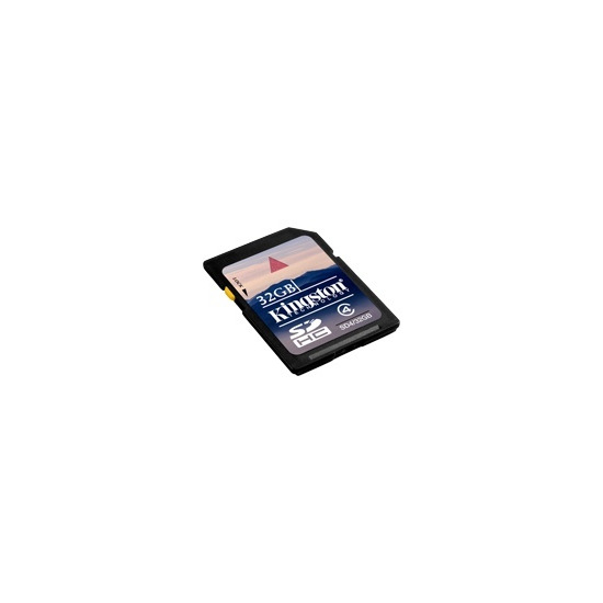 Kingston - Flash memory card - 32 GB