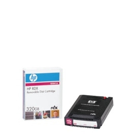HP RDX 320GB/640GB Removable disk Reviews