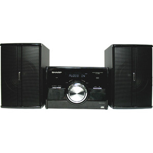 Photo of Sharp XLUH25H HiFi System