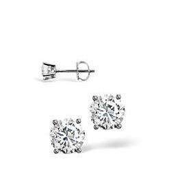 F-G/Vs Stud Earrings 0.40CT Diamond 18KW Reviews