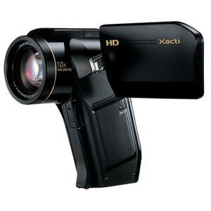 Photo of Sanyo Xacti VPC-HD1010 Camcorder