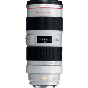 Photo of Canon EF 70-200MM F/2.8L IS USM Lens
