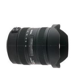 Sigma 12-24mm f/4.5-5.6 DG HSM II Reviews
