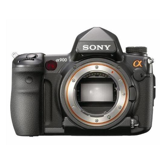 Sony Alpha DSLR-A900 (Body Only)