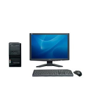 Photo of Acer M1201 X24400 Desktop Computer