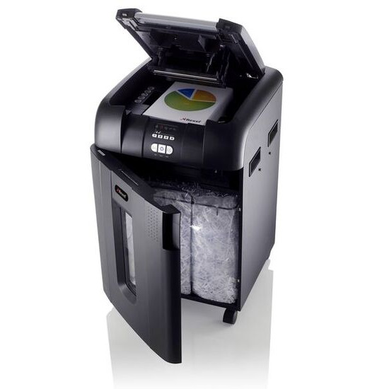 Rexel Auto+ 500X Cross Cut Shredder