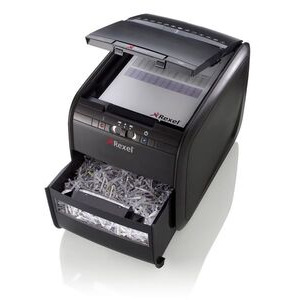 Photo of Rexel Auto+ 60X Confetti Cut Shredder Shredder