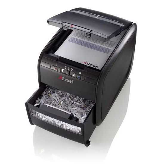 Rexel Auto+ 60X Confetti Cut Shredder