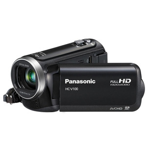 Photo of Panasonic HC-V100 Camcorder