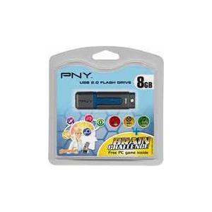 Photo of PNY 8GB USB BRAINCH USB Memory Storage
