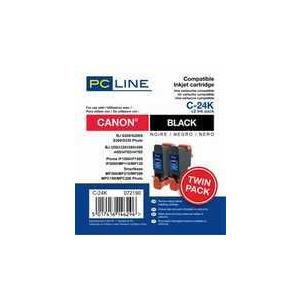 Photo of PC LINE C24KX2 24BKX2 Ink Cartridge