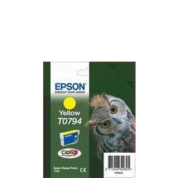 EPSON TO794YELL INK Reviews