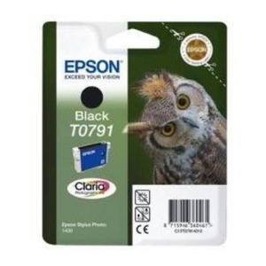 Photo of EPSON TO791 BLACK Ink Cartridge