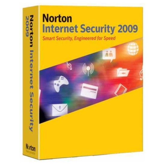 Norton Internet Security 2009 1 User