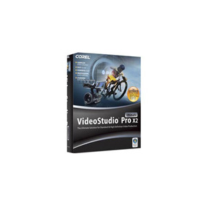 Photo of COREL VIDEOSTUD X2PROUL Software