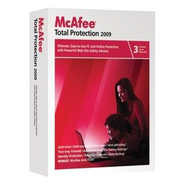 McAfee Total Protection 2009 3 user version Reviews