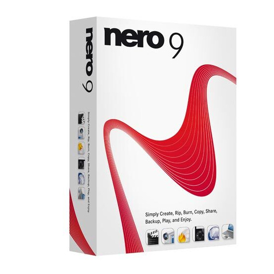Nero 9 utilities software