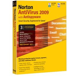 Norton AntiVirus 2009  Reviews