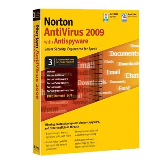 Norton AntiVirus 2009