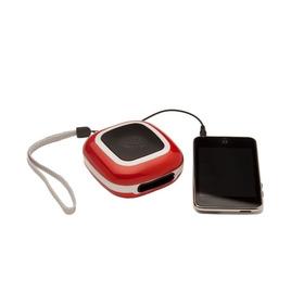 GROOV-E GV-SP931-RD Mini Speaker - Red