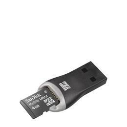 Sandisk 4GB MicroSD Mobile Ultra Reviews