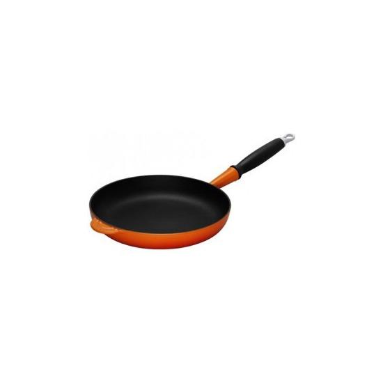 Le Creuset Cast Iron 26cm Frying Pan - Volcanic