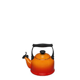 Le Creuset Stoneware Whistling Traditional Kettle - Volcanic Reviews