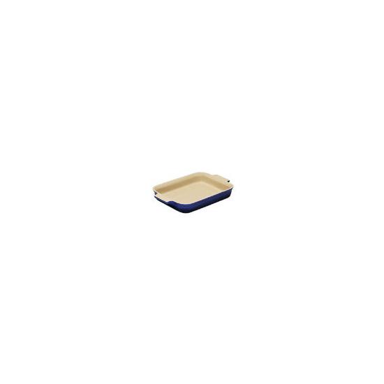 Le Creuset Stoneware Rectangular Dish 26cm - Graded Blue