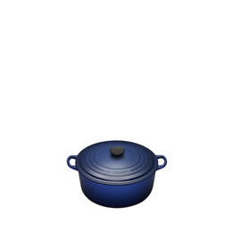 Le Creuset Round Casserole Dish - 16cm - Graded Blue Reviews