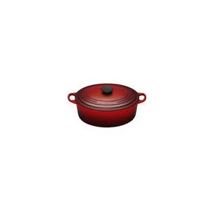 Photo of Le Creuset Oval Casserole Dish 29CM - Cerise Cookware