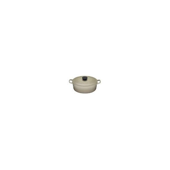 Le Creuset Oval Casserole Dish 29cm - Almond