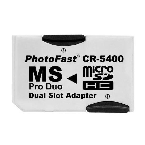 PhotoFast CR-5400 MicroSD
