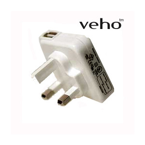 Photo of Veho VAA-003 USB/AC Charger Adaptors and Cable