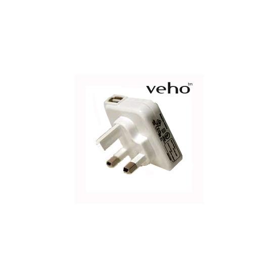 Veho VAA-003 USB/AC Charger